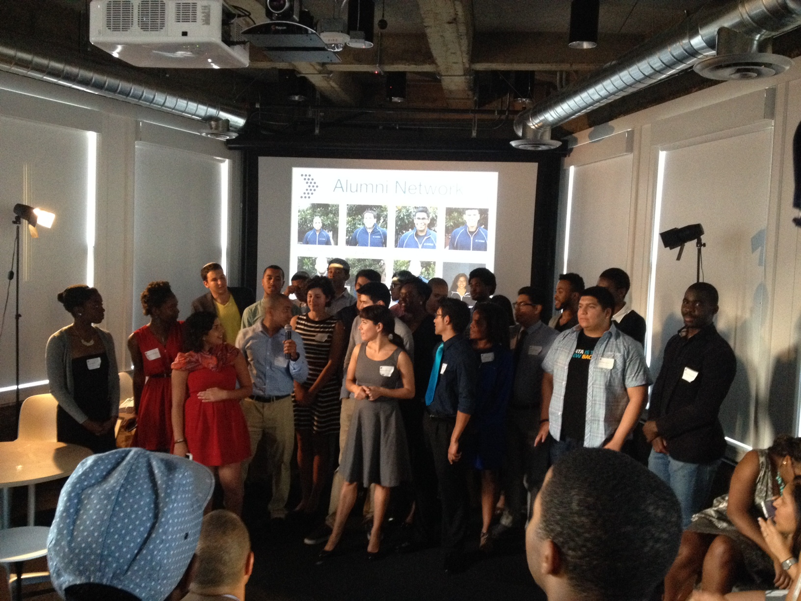 CODE2040 Fellows celebration