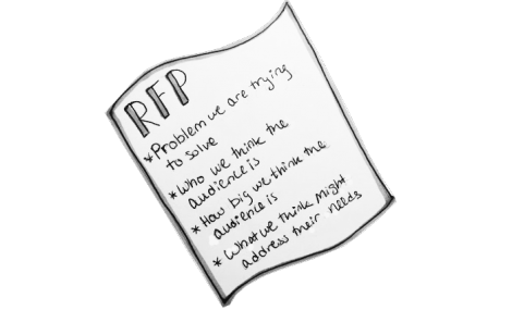 The new RFP drives action