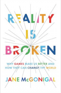 Reality is Broken book