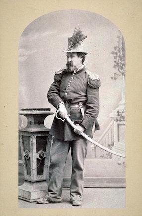 Photo of Emperor Norton