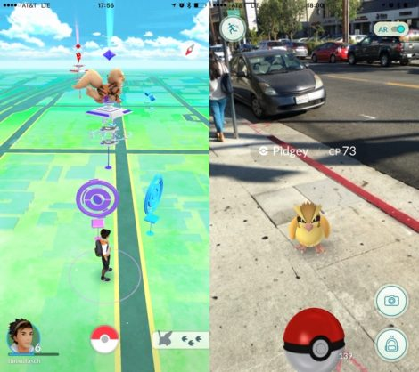 pokemon go essay