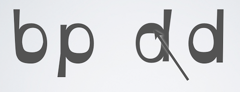Dyslexia vs Typography