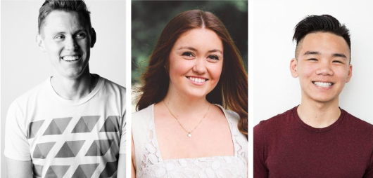 Carbon Five Talk Night Speakers - Sean Durham, Erin LaPorte, Andy Tran