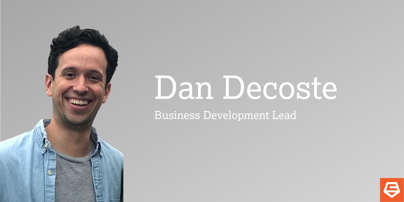 Carbon Five New Business Lead - Dan Decoste
