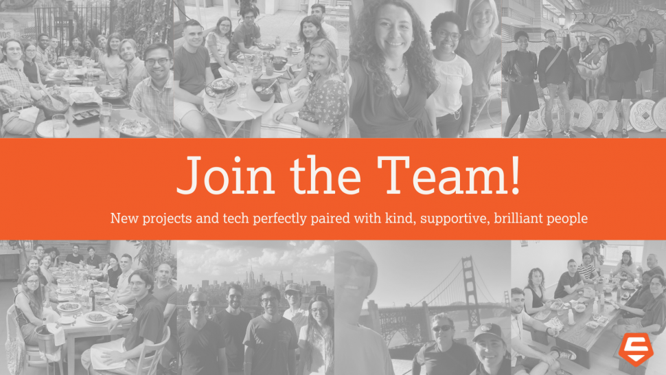 Carbon Five is hiring